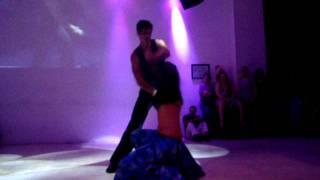Bs as zouk lambada congress 2011 Buenos Aires Rodrigo e Rachel Ramalho