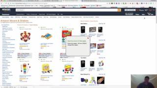 Storefront Stalker Pro Tutorial | Scanning Amazon Movers And Shakers