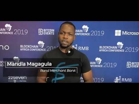 Blockchain Africa Conference 2019 in Cape Town