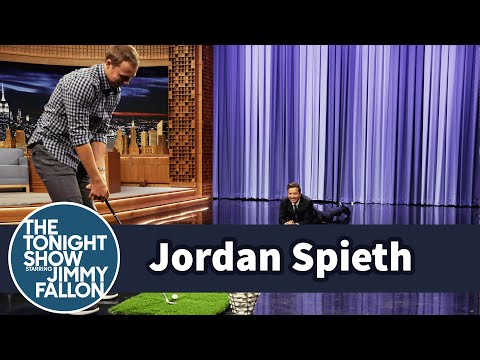 Jordan Spieth on Golfing with Bill Murray