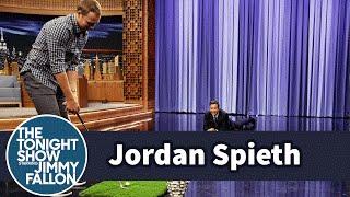 Jordan Spieth on Golfing with Bill Murray thumbnail