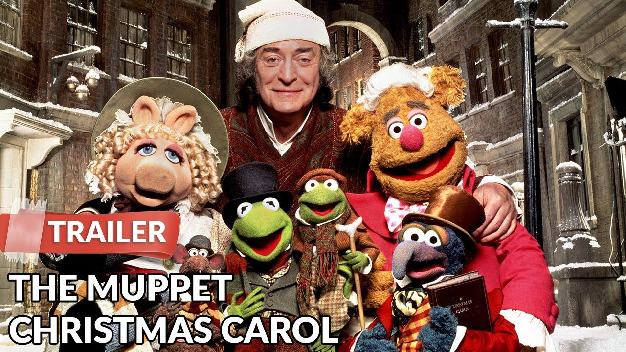 The Muppet Christmas Carol Trailer 1992.The Muppet Christmas Carol 1992 Trailer Hd Michael Caine