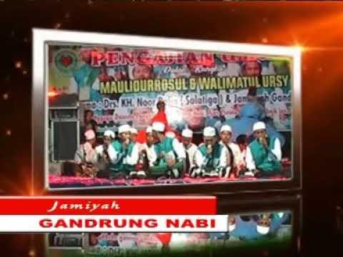 Gandrung nabi _live sendangharjo
