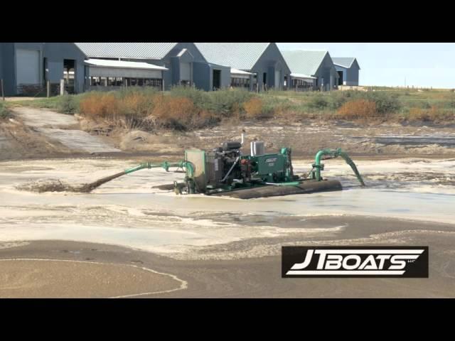 JT Boats - Agitation done right!