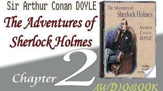 The Adventures of Sherlock Holmes Audiobook chapter   02   The Red Headed League