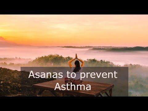 Asanas to Prevent Asthma – Breathing Exercises Dust Allergy