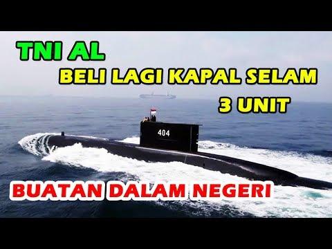 TERBARU, PT PAL BAHAS KONTRAK PEMBANGUNAN 3 KAPAL SELAM BARU DENGAN TNI AL