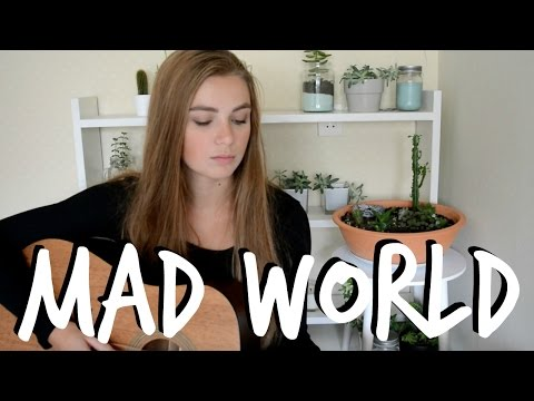 Mad World - Gary Jules | Acoustic Cover by...