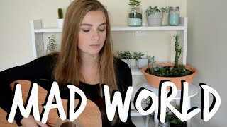 Mad World - Gary Jules | Acoustic Cover by Susan H