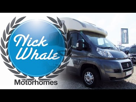 For Sale - Adria Matrix Axess 590 SG - Nick Whale Motorhomes