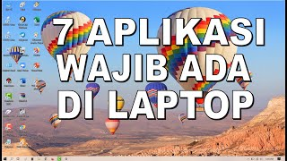7 Aplikasi Wajib di Laptop screenshot 1