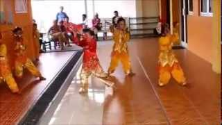 Tari Batok oleh TK Islam Budi Mulia Padang Sumbar