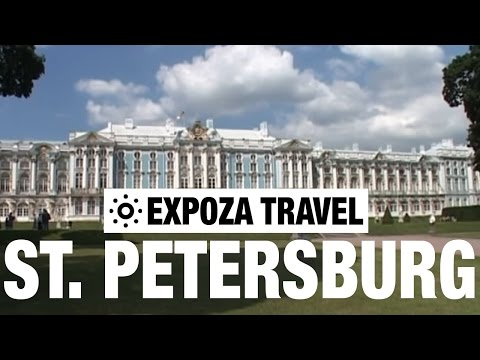 St. Petersburg Vacation Travel Video Guide • Great Destinations