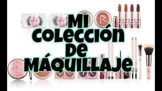 """Mi """"Colección"""" de Maquillaje"""