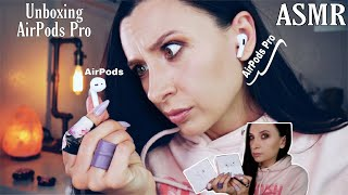 Unboxing AirPods Pro *ASMR