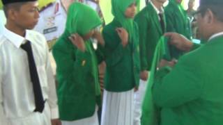 Program Pengenalan Kampus Mahasiswa Baru (P2K-MB) Universitas Muhammadiyah Palembang