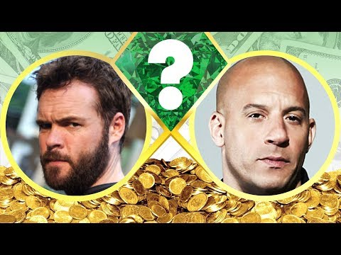 WHO'S RICHER?  Matt Schulze or Vin Diesel?  Net Worth Revealed! 2017