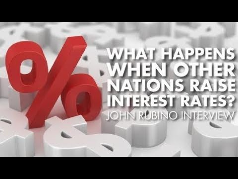 What Happens When Other Nations Raise Interest Rates? - John Rubino Interview