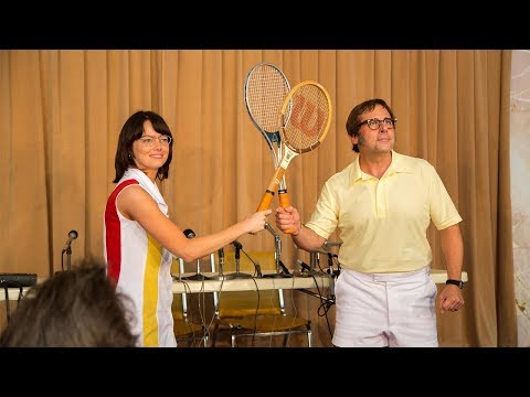 Billie Jean King, Battle of the Sexes Q&A | MoMA FILM
