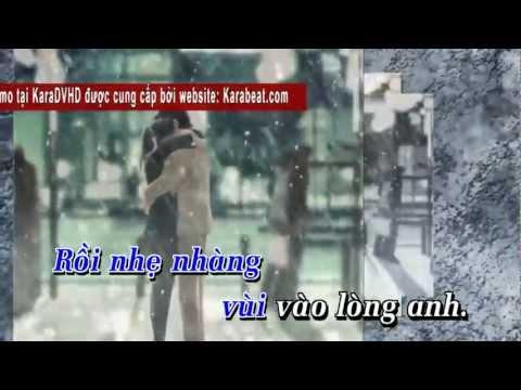 Nụ hôn gió - Cao Thái Sơn [Karaoke Demo]