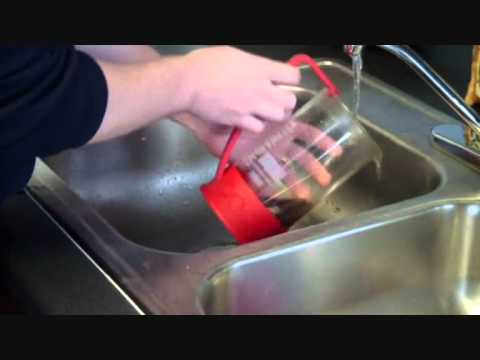How Do You Clean A French Press?