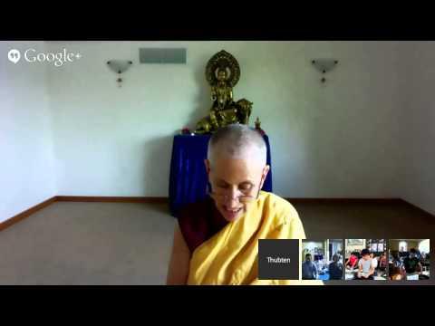 Preliminaries to meditation