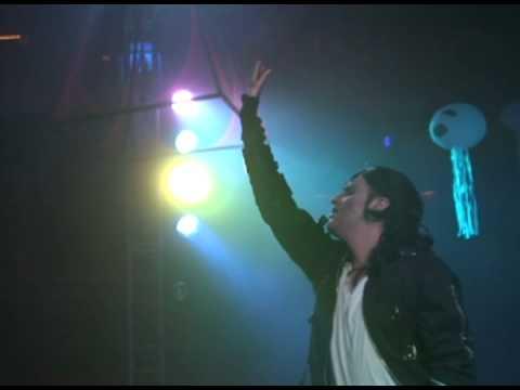 Michael Jackson Cover - Rodrigo Jam [Show em Curitiba 26/10/2012]