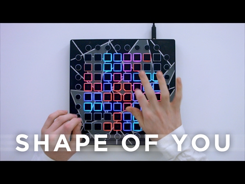 Ed Sheeran  Shape Of You Ellis Remix  Launchpad