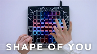 Baixar Ed Sheeran - Shape Of You (Ellis Remix) // Launchpad Cover