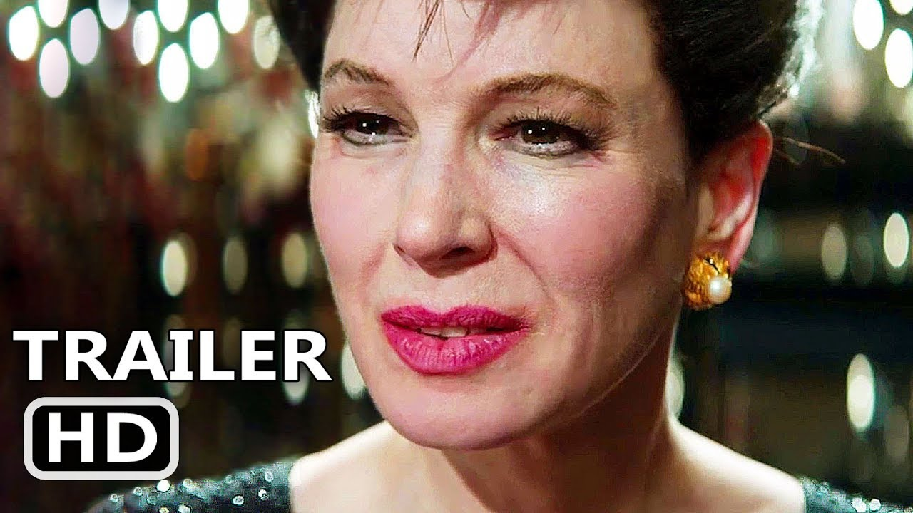 Watch Judy Trailer 2 New 2019 Renée Zellweger Judy Garland