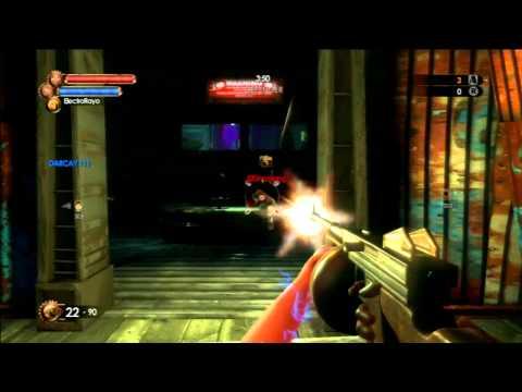 Bioshock 2 - No sabia que tenia multijugador
