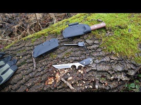 Dehler DNK - das Survival- & Backupmesser