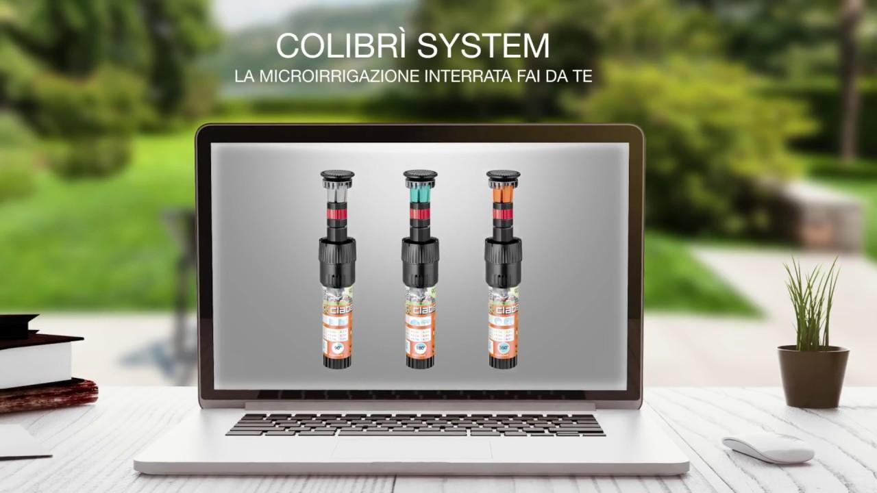 Colibrì System Claber
