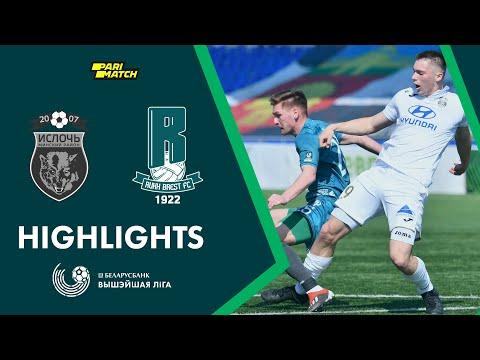 Isloch Minsk Rukh Brest Goals And Highlights