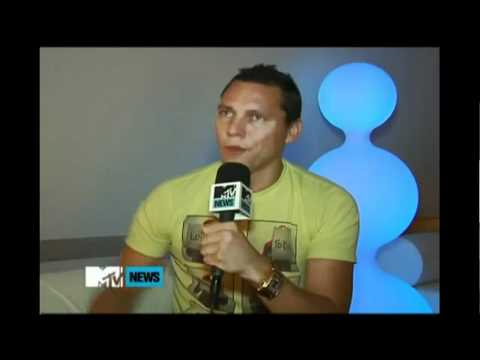 Tiësto Interview 2012 MTV