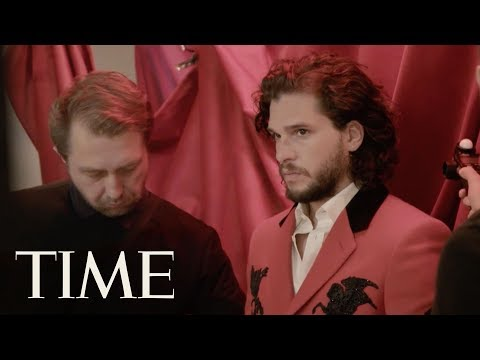 Kit Harington Game Of Thrones Exclusive: 'I Don't Know How You Ever Top The Cover Of TIME' - TIME - 동영상