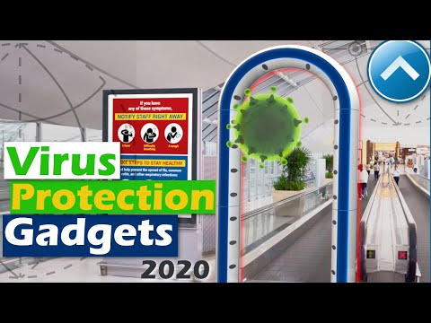 HOW TO PROTECT YOURSELF FROM VIRUSES AND BACTERIA IN 2020 | Top gadgets for protection from viruses.