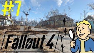 Прохождение Fallout 4 - Пропавший отряд 7