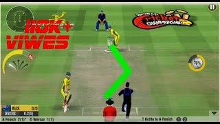 world cricket championship 2 bowling trikes.......100% working