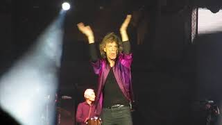 The Rolling Stones - Paint It Black @ Red Bull Ring, Spielberg 16.09.2017