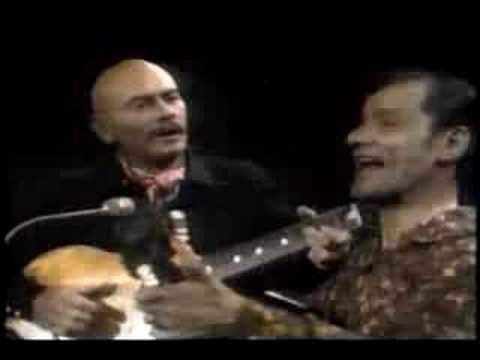 Yul Brynner  /  Two Guitars /  Gypsy and I