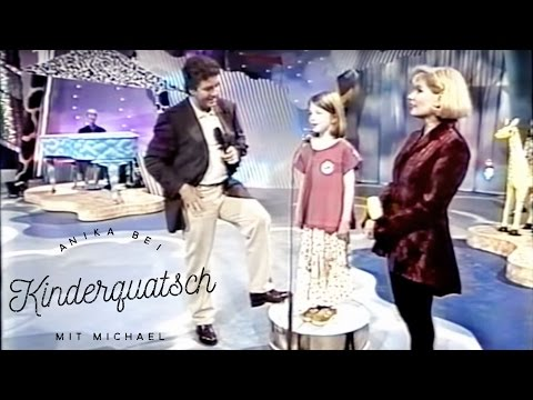 Kinderquatsch mit Michael 1996 - Anika & Mary Roos - Nur die Liebe lässt uns leben