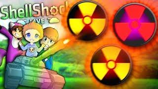 Meister der ATOMBOMBE und 100% KRITS! - Shellshock Live