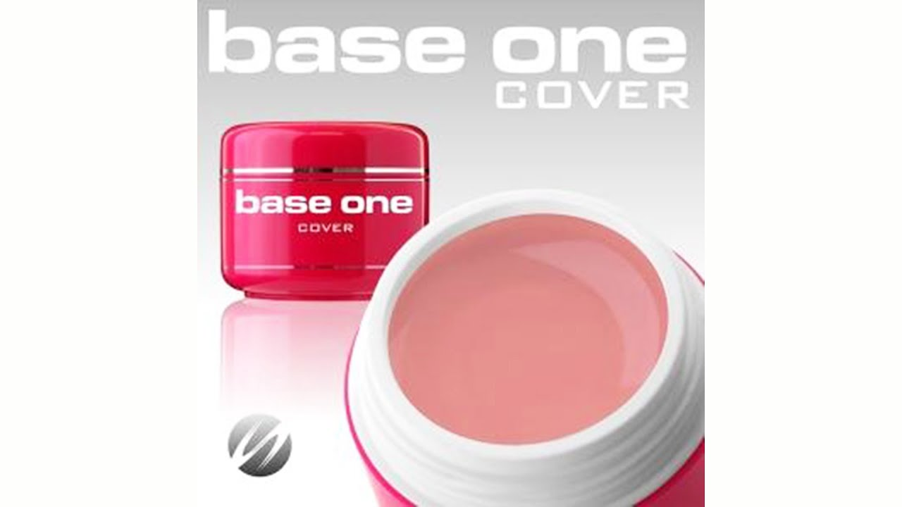 Silcare Base One Color 13- Light Berry - YouTube