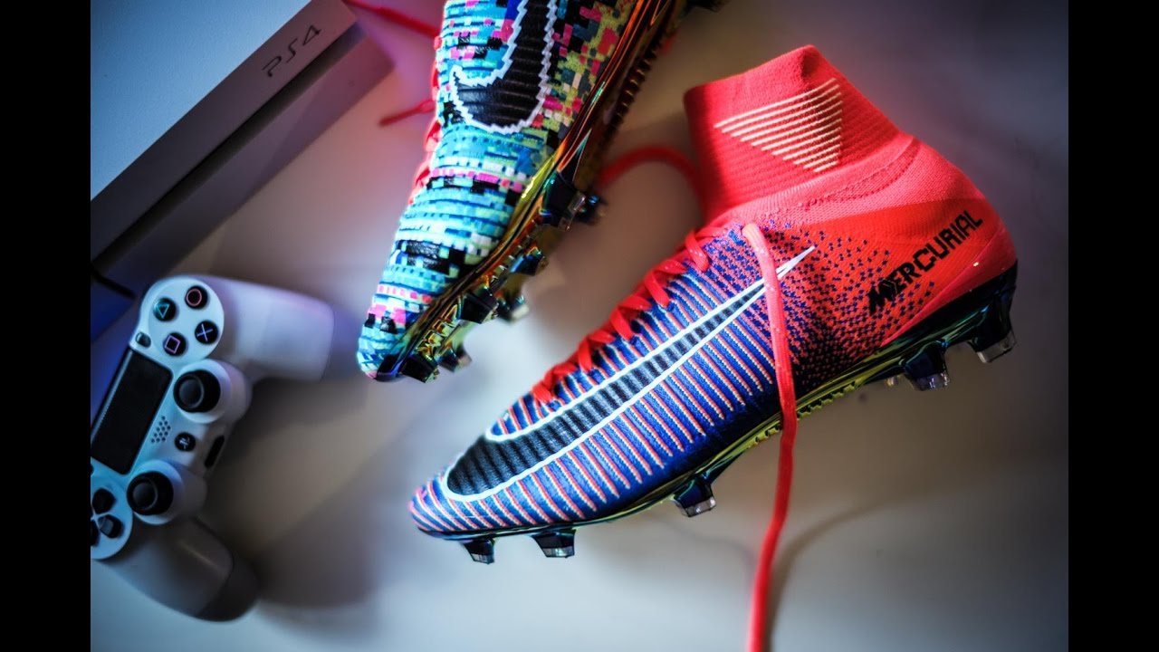 meet 47318 3e08f The CRAZIEST Superfly 5 Ever? Nike x EA Sports (Limited Edition)