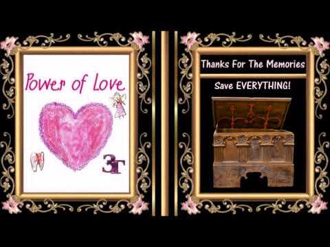 "3T ""POWER OF LOVE"" ༺❤༻ LA TALK RADIO 4/11/18 ༺❤༻ ""Thanks For The Memories"""