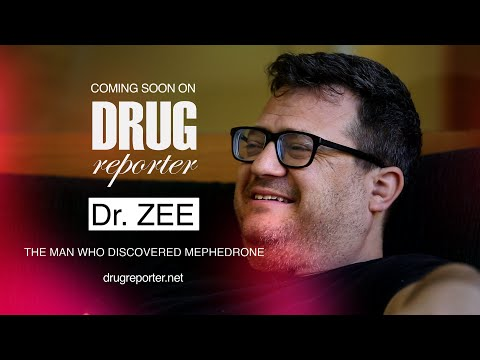 Teaser 2 to DR. ZEE: THE MAN WHO DISCOVERED MEPHEDRONE