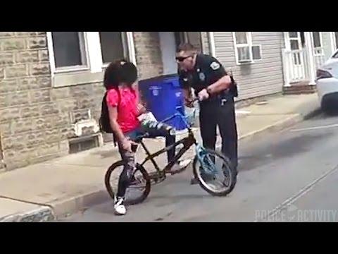 Bodycam Shows Cop Pepper Spraying Teenage Girl In Police Cruiser