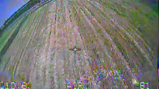 Acro flight with the HGLRC Hornet 120 on a sunny but windy day (*)