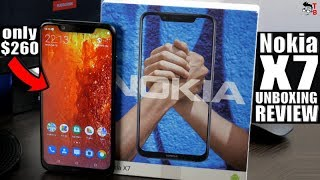 Nokia X7 (8.1) Unboxing & REVIEW: This Phone Is Bargain!